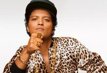 Bruno Mars vende 34.288 entradas en 2 horas